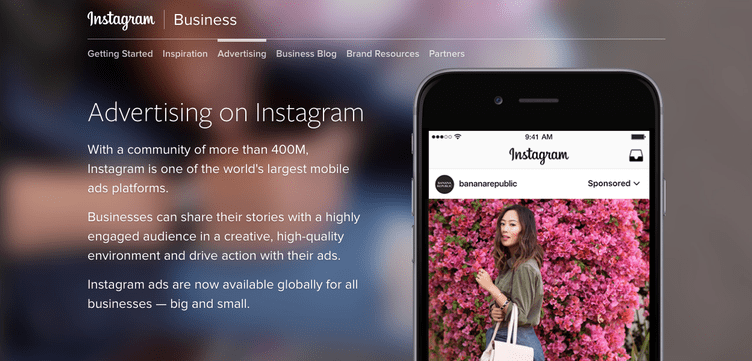 Come creare Instagram Stories ADS